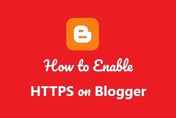 How to enable HTTPS on Blogspot blog with custom domain