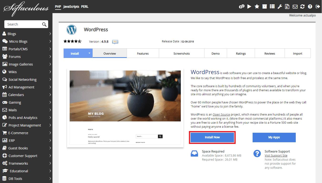 How to make a blog on WordPress - वर्डप्रेस ब्लॉग कैसे बनाए