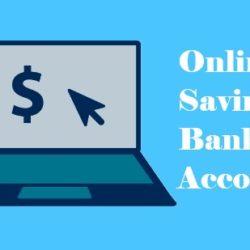 Open an Online Saving Bank Account