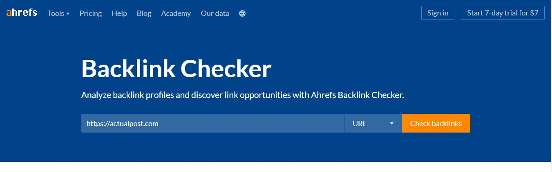 Backlink checker - Backlink Kya Hai aur Backlink Kaise banye