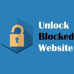 Best 3 Way to Open blocked Sites in India
