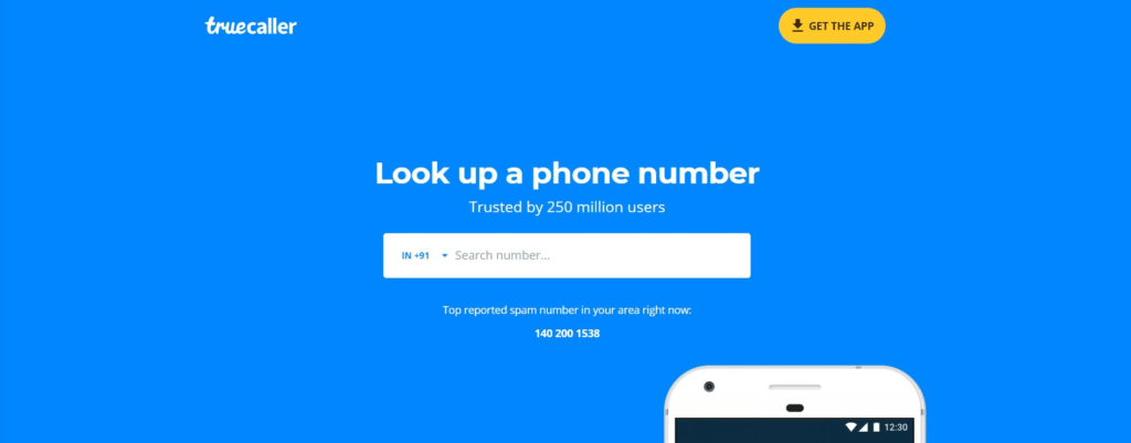 How to get call details of any number in India