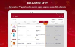 JioTV Android Update with Picture-in-Picture support