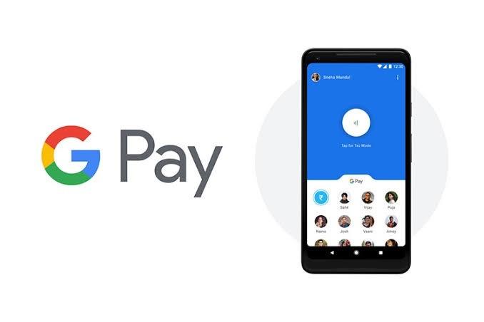 Google Pay UPI App in India
