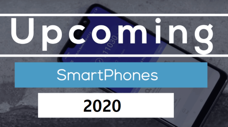 New Upcoming Mobiles in 2020