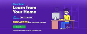 Free Online Courses for Students for Learn from Home Offer