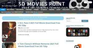 SD Movies Point - Free HD Movies Download