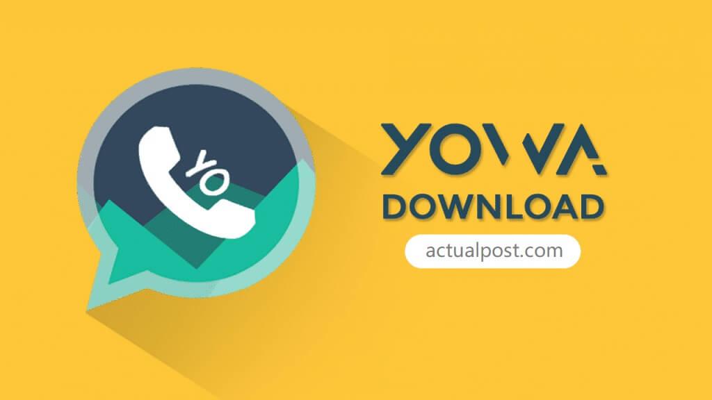 YoWhatsApp Latest APK Download