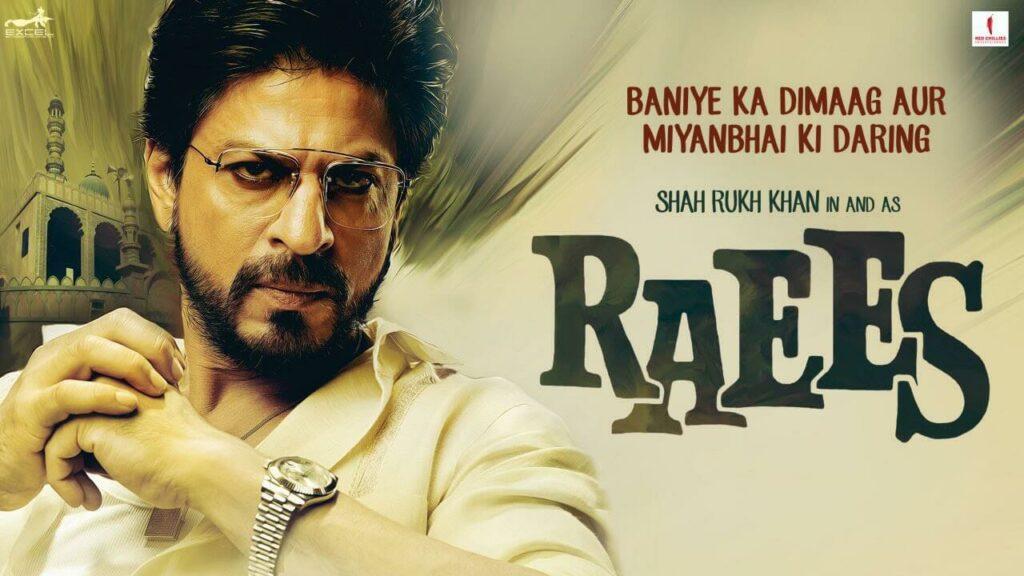 Raees Full Movie Download in Filmywap Hindi